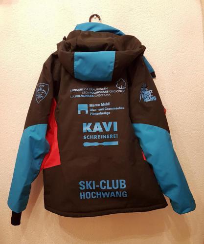 Ski-Club-Hochwang-Leiterjacke